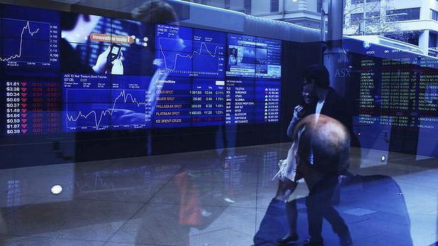 Московская фондовая биржа - ММВБ